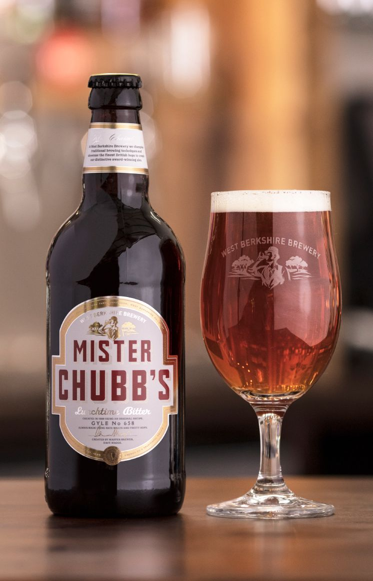 MR CHUBB'S LUNCHTIME BITTER