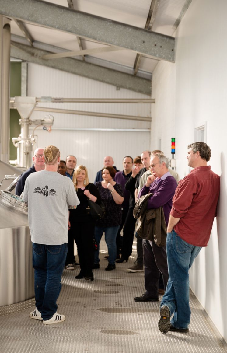 Brewery Tour – Gift Voucher