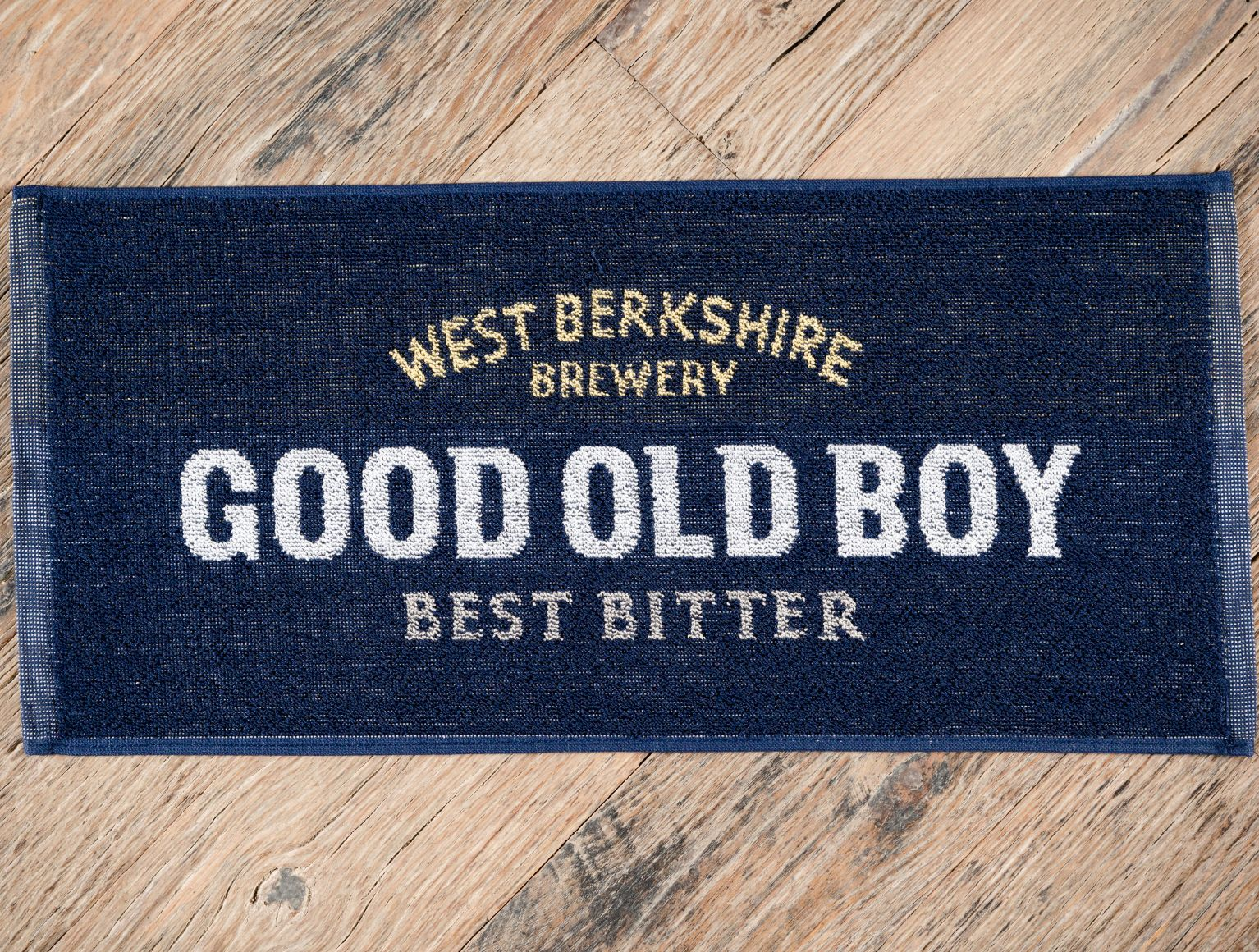 Good old boy bar towel