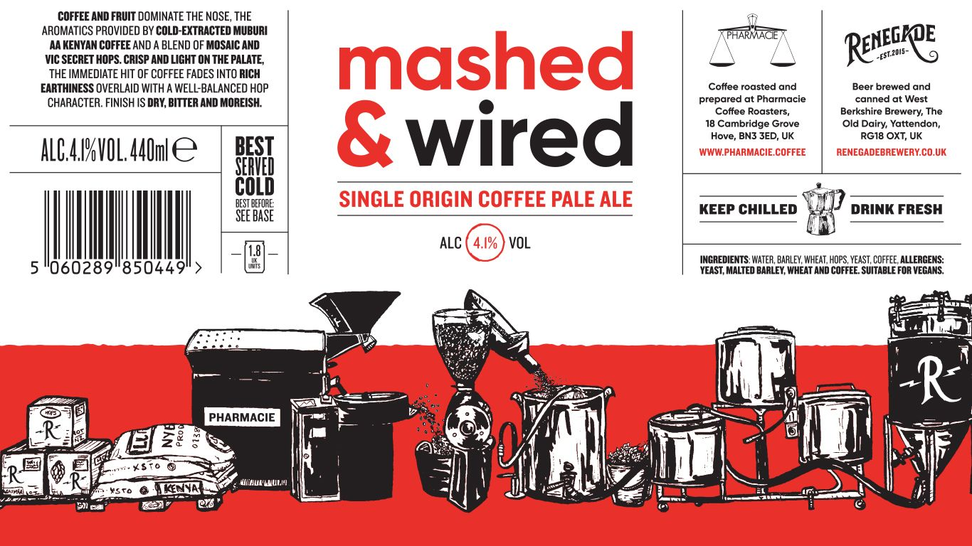 Mashed & Wired Launch - West Berkshire Brewery