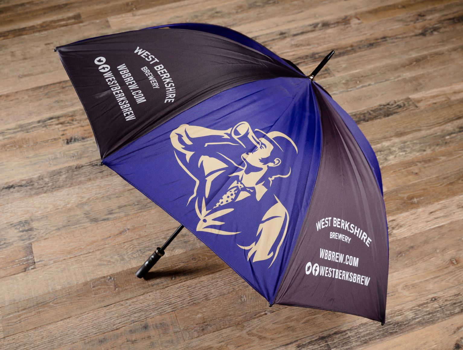 West berkshire brewery Umbrella