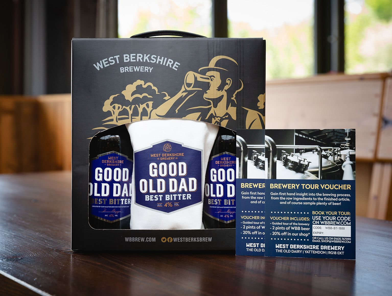 Father's Day Gift Package