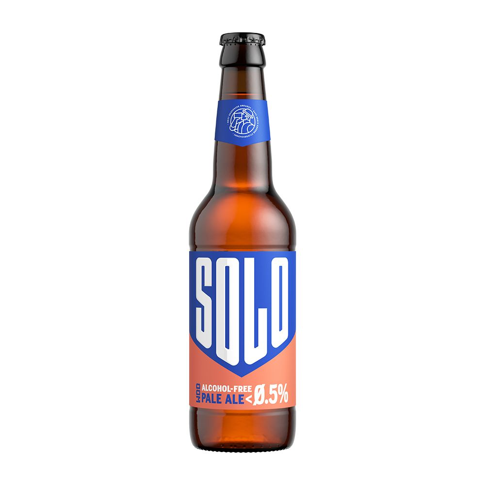 Solo Alcohol-Free Pale Ale - West Berkshire Brewery