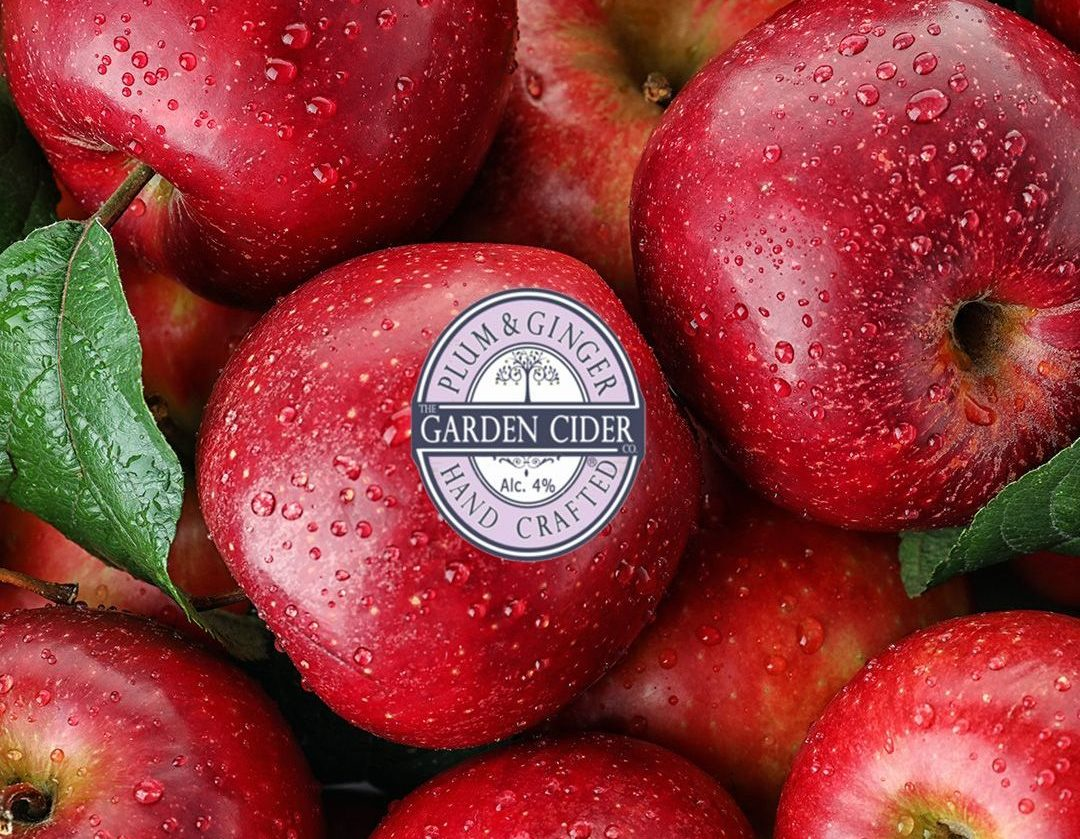Garden Cider Plum and Ginger Polypin