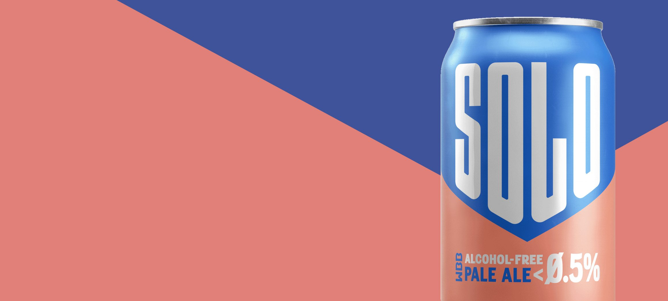 Solo Alcohol-Free Beer